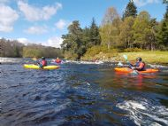 White Water Safety Weekend 05/06 May 2018