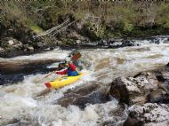 White Water Safety Weekend 05 & 6 May 2018 - Sally