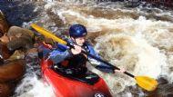 Gerry Urquhart - River Findhorn