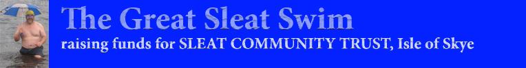 Great Sleat Swim