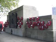 Submariners Memorial London