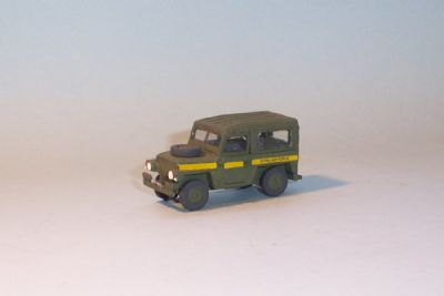 bw197.  land rover series 3, lightweight station wagen  - � 9.50