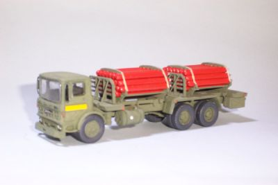bw331. aec mammoth major gas cylinder truck  -  � 27.00