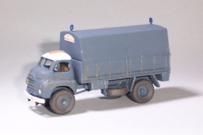 bw335.  raf mountain rescue hardtop (rear hardtop & lights only)  -  �5.00