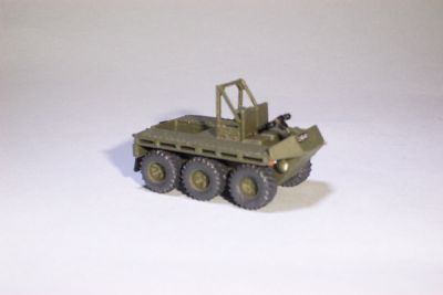 bw345.  supacat 6x6, all terrain mobile platform  - �10.00