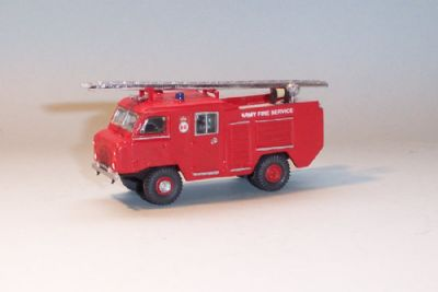 bw247.  land rover 1 1/4 ton, firefly.  truck firefighting  - 14.00