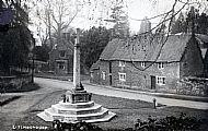 War memorial circa 1930