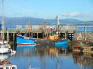 Cromarty Fishing Boats