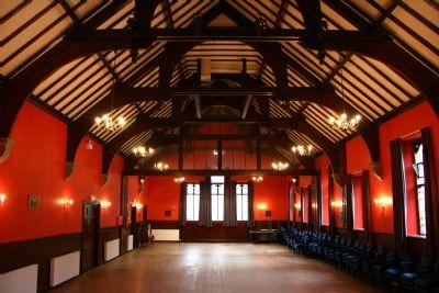 carnegie hall clashmore dornoch interior2