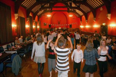 carnegie hall, clashmore, dornoch ceilidh