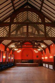 Hall Interior 1