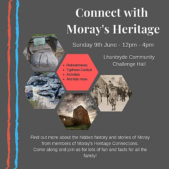 connect with moray's heritage