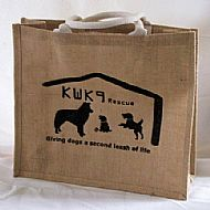KWK9 Jute Shopping Bag