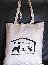KWK9 Cotton Shopping Bag