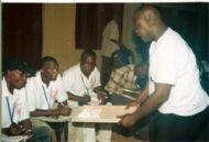 ADG team observation of 2006 Gambia Presidential Election- Vote Counting