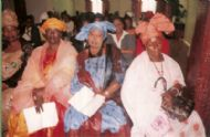 Cross section of women political leaders and women's group