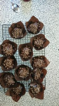Cromarty Cookwells Triple Chocolate Muffins