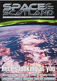 Space & Scotland magazine   (Issue 1)