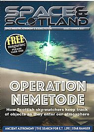 Space & Scotland magazine  (Issue 3)