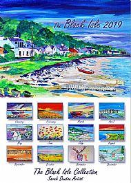 Black Isle Calendar 2019 X 4