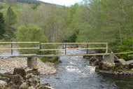 novar fishings, river alness, beat 4 dalreoch bridge