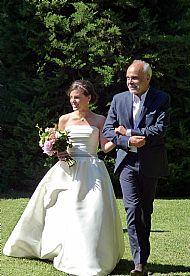 La Marieé et son Pere