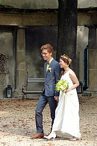 Entry of the Bride & Groom