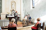Setting the Scene - Chapel Ceremony