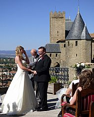 Amy & Mark September 2016 Carcassonne La Cite