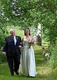 Lindsey & John May 2016  Chateau Puissentut