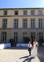 Caitlin & Adam July 2017 Chateau de Pennautier