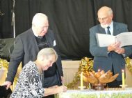 Golden Wedding Renewal of Vows