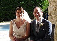 Yvonne & John. October 2013