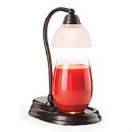 AURORA BRONZE CANDLE WARMER LAMP