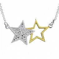 VALENCIA DOUBLE STAR NECKLACE