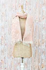 INDY LIGHT PINK SCARF