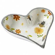 BUSY BEE HEART BOWL