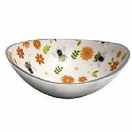 BUSY BEE OVAL BOWL