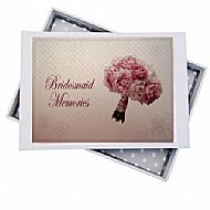 BRIDESMAID MEMORIES MINI ALBUM