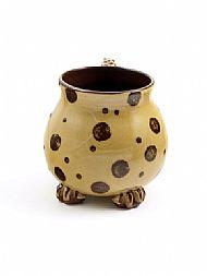Spotty creature mug