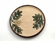 Ash dinner plate