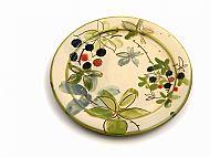 Dinner plate (bramble)