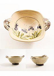 Bluebell squared bowl