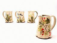 Small jug (dandelion, primrose)