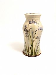large vase (bluebell)