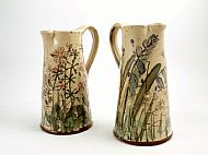Large straight jugs