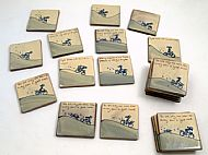 Cycling tile small