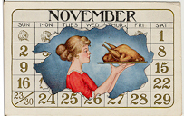 thanksgiving month