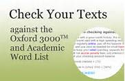 oxford 3000 academic word list