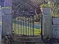 Gate on Shore Street